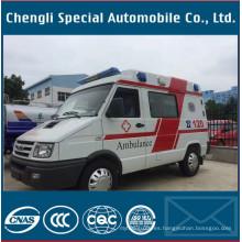 911 Vehículo de carne, primeros auxilios, dispositivo de primeros auxilios, ambulancia
