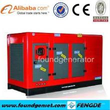 El CE aprobó el generador eléctrico de gas 250KW TBG236V12