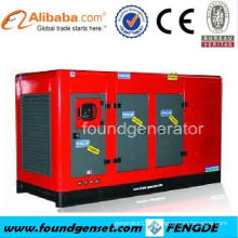 CE approved 250KW gas operated electric generator TBG236V12