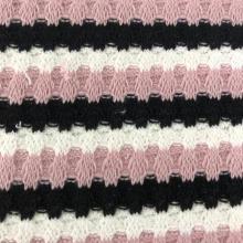Вафельная ткань из полиэстера и спандекса