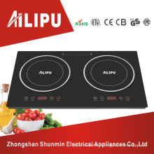 Home Appliance Double Induction Hobs/Electric Burners Plate
