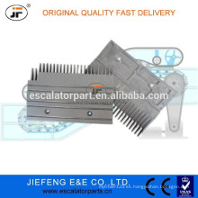 JFOTIS peine de aluminio, GAA453BM3 (izquierda), Escalator Comb