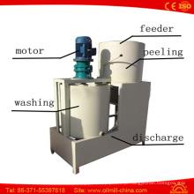 Sementes de gergelim descascar descascando máquina de lavar roupa descascador de gergelim