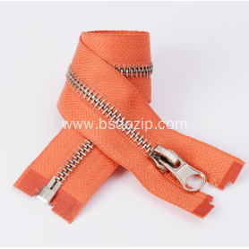 RIRI Quality Metal Stainless Steel Bag Zipper