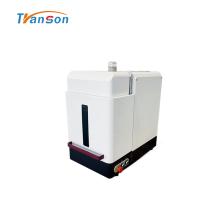 Marcador do laser da fibra do cerco 20W para o plástico do metal