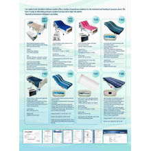 Alternating pressure ripple mattress medical mattress