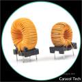 Fil de cuivre de T 8X4X3 0.6mm faible bobine de la bobine d'inductance toroïdale variable de la résistance 100uh 3a pour le chargeur de batterie