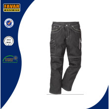 Denim Cargo Workwear Carpenter Jeans