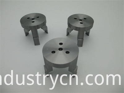 S45C CNC Lathing and Milling Parts with Quenching1