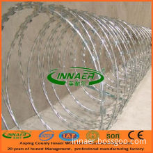 Razor Wire Manufacturer (high tensile strength)