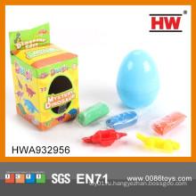 Набор для игрушек из глины Пластилин Яйца высокого качества из динозавра
