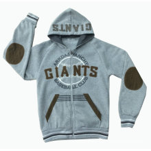 Homens / menino 100% algodão moda Casual Jacket Sweater