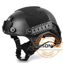 Tactical Helmet Adopts Reinforced Plastic and The Inside Helmet Is Padded with Slow Rebound Memory Foam