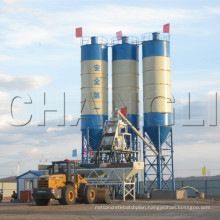 CE & ISO Certified Hzs50-50m3/H Cement Mixed Mini Concrete Mixing Plant