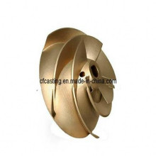 Customized Lost Wax Bronze Casting for Impeller