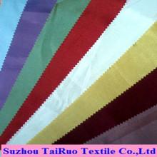 De Bonne Qualité Tissu de polyester Spandex Satin