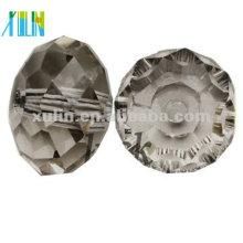 Cuentas de gota taladradas superiores cristalinos checos al por mayor 5040 #