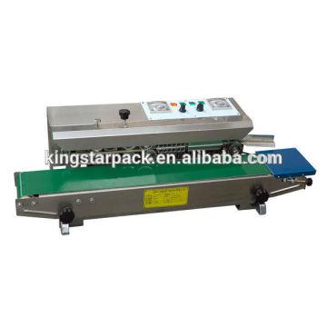DBF1000P Verkauf Maschine mit Datum und Batch Embossing Funktion Automatische Maschine