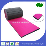 Flexi roll judo carpet gymnastic sports roll up mat