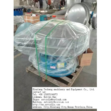 CE ISO vibrating screen machine for absorbent polymer