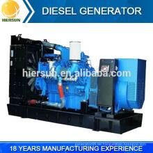 Prime / Standby / kontinuierliche Leistung 50hz / 60Hz MTU Diesel Generator Großhandel