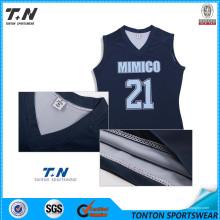 Großhandelsart und weise kundenspezifisches leeres Dry-Fit Gym Stringer-Unterhemd