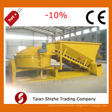 New type of mini mobile concrete batching plant
