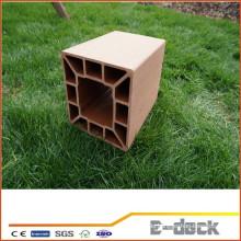 Hochwertige stabile Holz-Kunststoff-Verbund-Zaunpfosten zum Verkauf