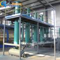 Máquina de destilação de óleo de motor Combustível de óleo