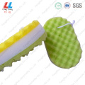 Gradient Massaging Bathing Sponge Item