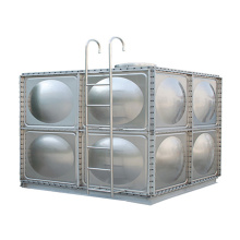 5000L Screw connection stainless steel modular water storage tank panels