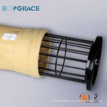 Material del filtro P84 Calcetín de filtro