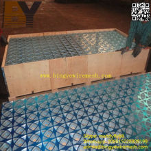 Powder Coated Aluminum Perforated Mesh