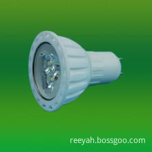50000h Led Spotlight LED Bulbs 3W