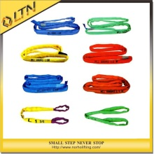 Polyester Double Eye Round Sling (NHRS-A)