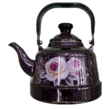 Kitchen Utensils, Enamel Teapot, Enameled Kettle, Ceramic Namel Kettle