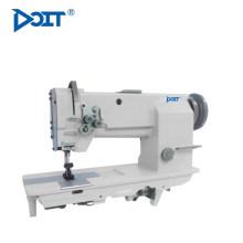 Máquinas de costura industriais resistentes da alimentação composta do ponto fixo do DT 4400 para o couro