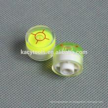 20x16.5mm Mini Runde Blasen Ebene Fläschchen