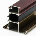 Alloy 6063 Profile Aluminum Glass Cabinet Profile is hot in the market