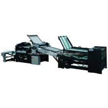 ZXHD780-RD Combination Folding Machine With Electrical Knife