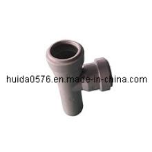 Kunststoff-Rohrfitting Form (Sockel mit Tür)