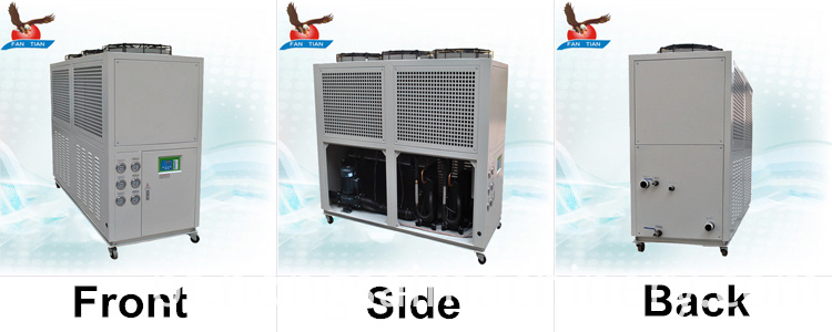 15hp air cooled chiller