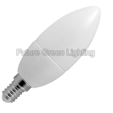 E14 5W LED Candle Bulb Light (FG-E14-R38-5CPA)