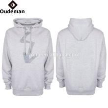 Großhandelsschwarzpullover Hoodies unisex gepaßtes Hoodiesweatshirts