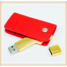 Carteira giratória chave forma USB pen drive (el008)
