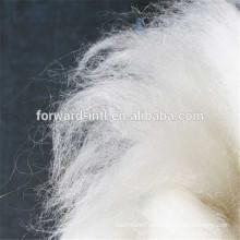 100% коммерческого Внутренний монгольский необработанные волокна кашемира белый