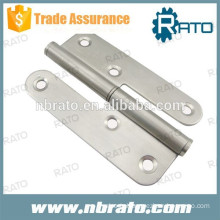 RH-113 4 inch stainless steel H shape hinge