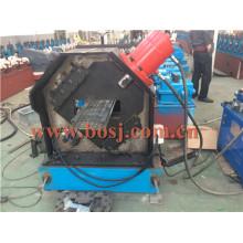 Verzinkte Stahlplanke für Gerüst & Normal Versteifung Stahl Walking Board Rollenformmaschine Indonesien