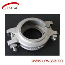 Acoplamiento de abrazadera de acero inoxidable de alta calidad