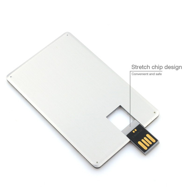 Card Shape Flash Drive